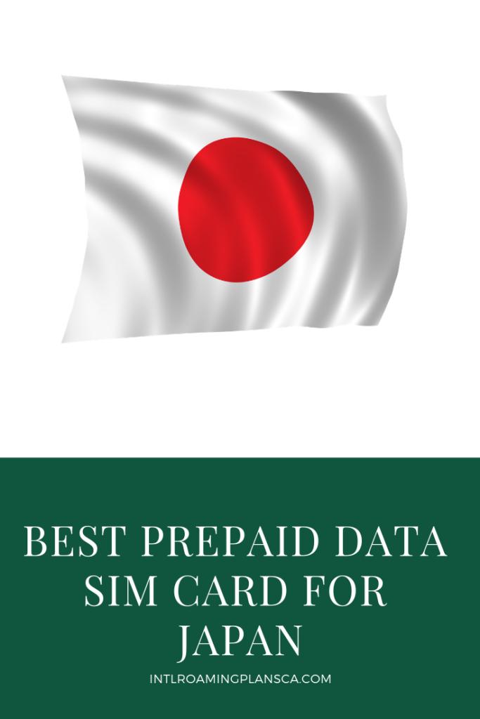 Priceless List Of Best Prepaid Data SIM Cards For Japan